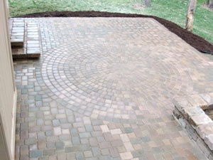 paver patio bloomfield