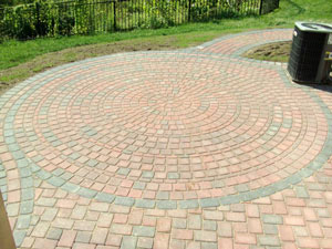 paver patio novi