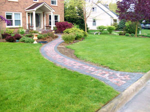 paver walkway plymouth