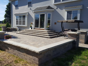 paver patio Novi Michigan
