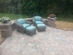 paver patio Farmington Hills