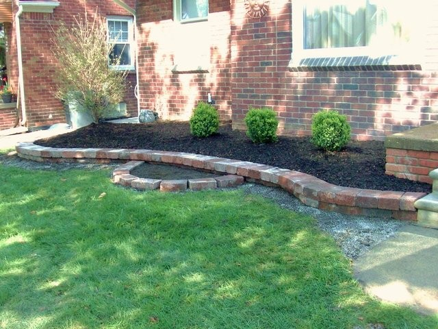 Retaining walls allscapes landscape inc for Garden landscape retaining walls