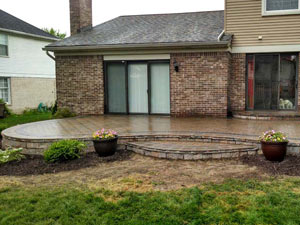 brick pavers Northville