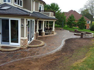paver patio Farmington Hills Michigan