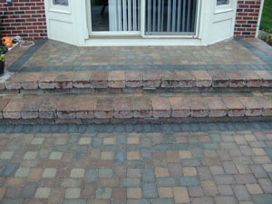 paver patio plymouth