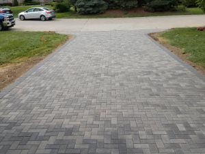 paver driverway Novi Michigan