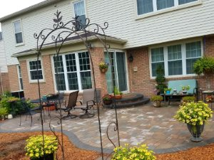 paver patio Canton Michigan