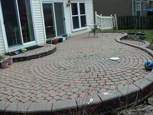 Brick Paver Repair Allscapes Landscape Inc