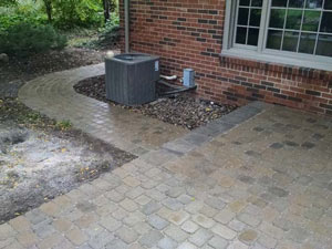 paver patio South Lyon