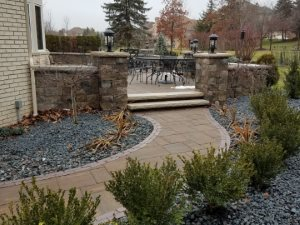 paver walkway Novi Michigan