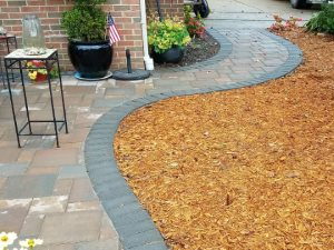 paver walkway Farmington Hills Michigan